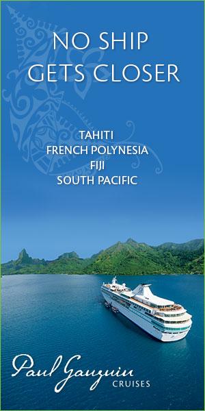 Paul Gauguin Cruises Ad
