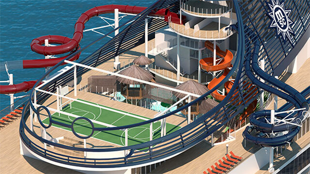 New Cruise Ships in 2017