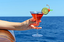 Alcoholic Drinks On Your Cruise Ship