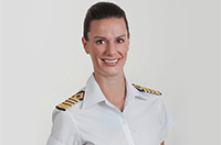 Kate McCue, the Cruise Industry's First American Female Captain