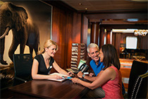 Concierge Lounges: 6 Big Ship Lines with VIP Options