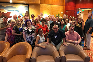 Royal caribbean international meet mingle parties cruise critic meeting on board adventure of the seas photo by mjgep0316 m4hsunfo