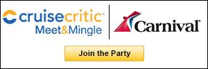 carnival cruise meet and mingle