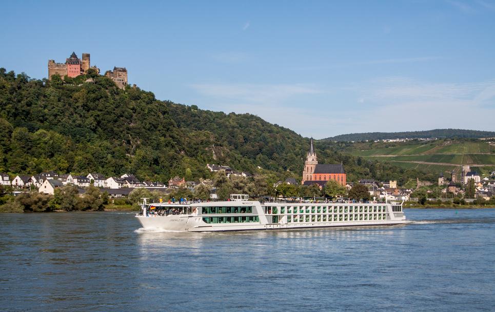 Emerald Waterways Deluxe European River Cruise Sweepstakes - Cruise
