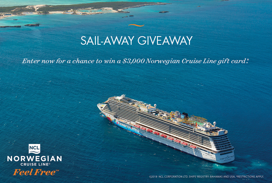 With Norwegian, you're free to gaze at crystal blue waters as you sail to tropical destinations like The Caribbean and Hawaii or cross ...