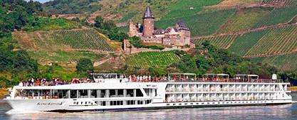 Scenic Cruise News Latest Headlines For Scenic Cruises Cruise - River cruise ships europe