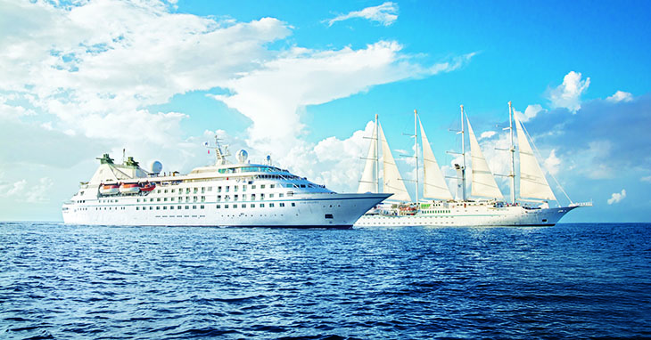 Windstar Cruise Reviews Amp Ratings Of Windstar Cruises