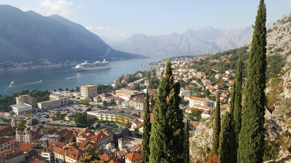 Top Rated Destinations To Eastern Mediterranean 2018