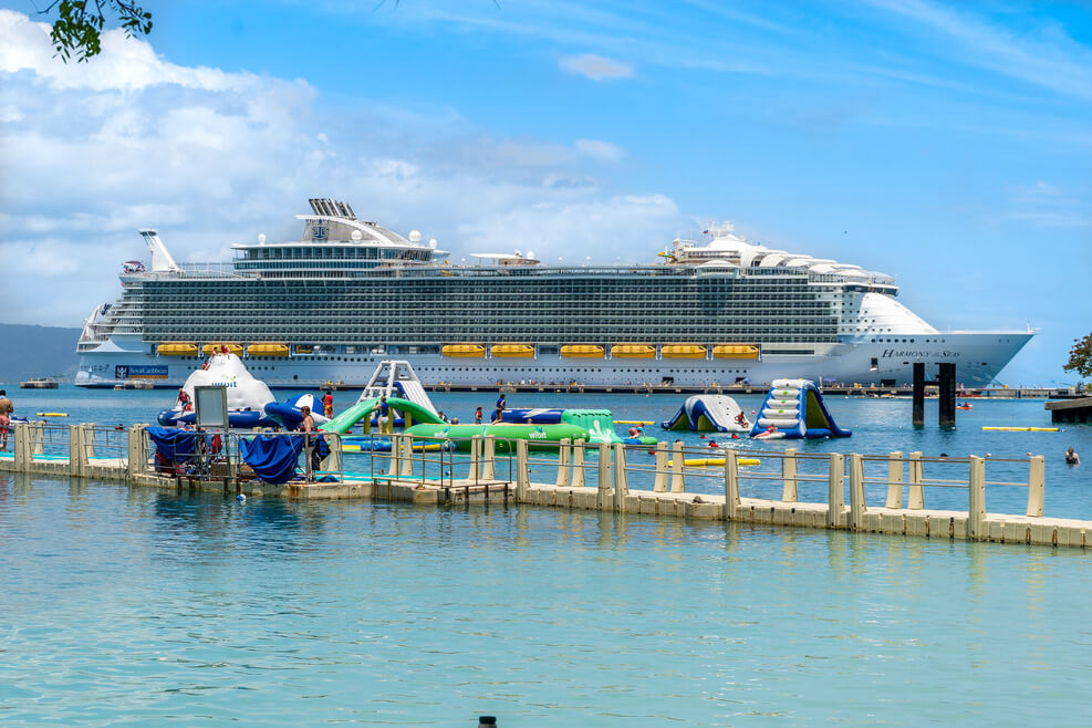 Top Rated Destinations To Cruise Line Private Island 2018 Cruisers Choice Destination Awards