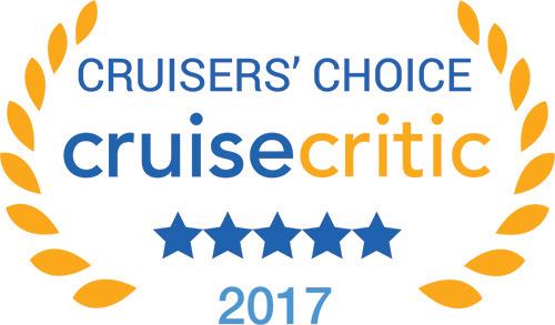 2017 Cruisers' Choice for Cruise Critic