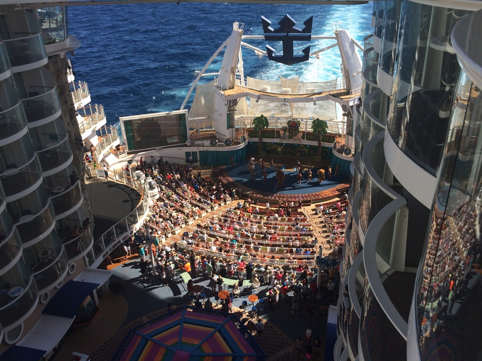 Best Cruise Ships For Entertainment 2017 Cruisers Choice Awards Cruise Critic