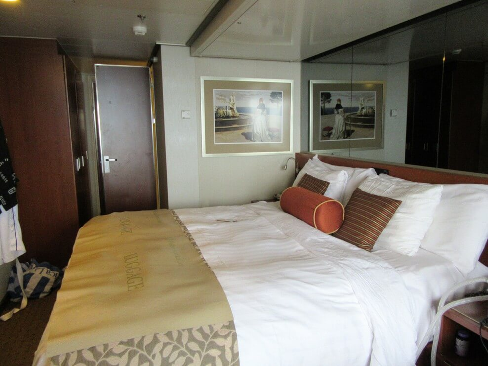 Best cruise ships for cabins 2018 cruisers 39 choice awards for First class cruise ship cabins