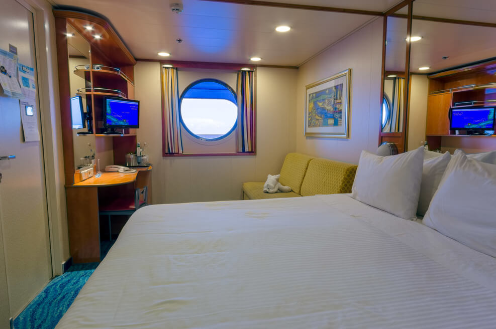 Best Mid Size Cruise Ships For Cabins 2018 Cruisers