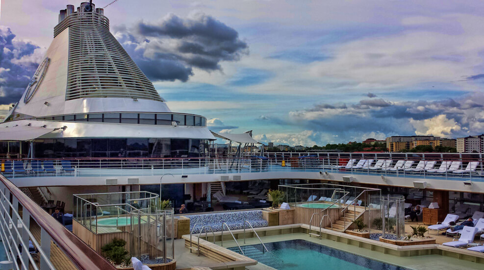 Oceania Marina Ship Review  ShermansCruise