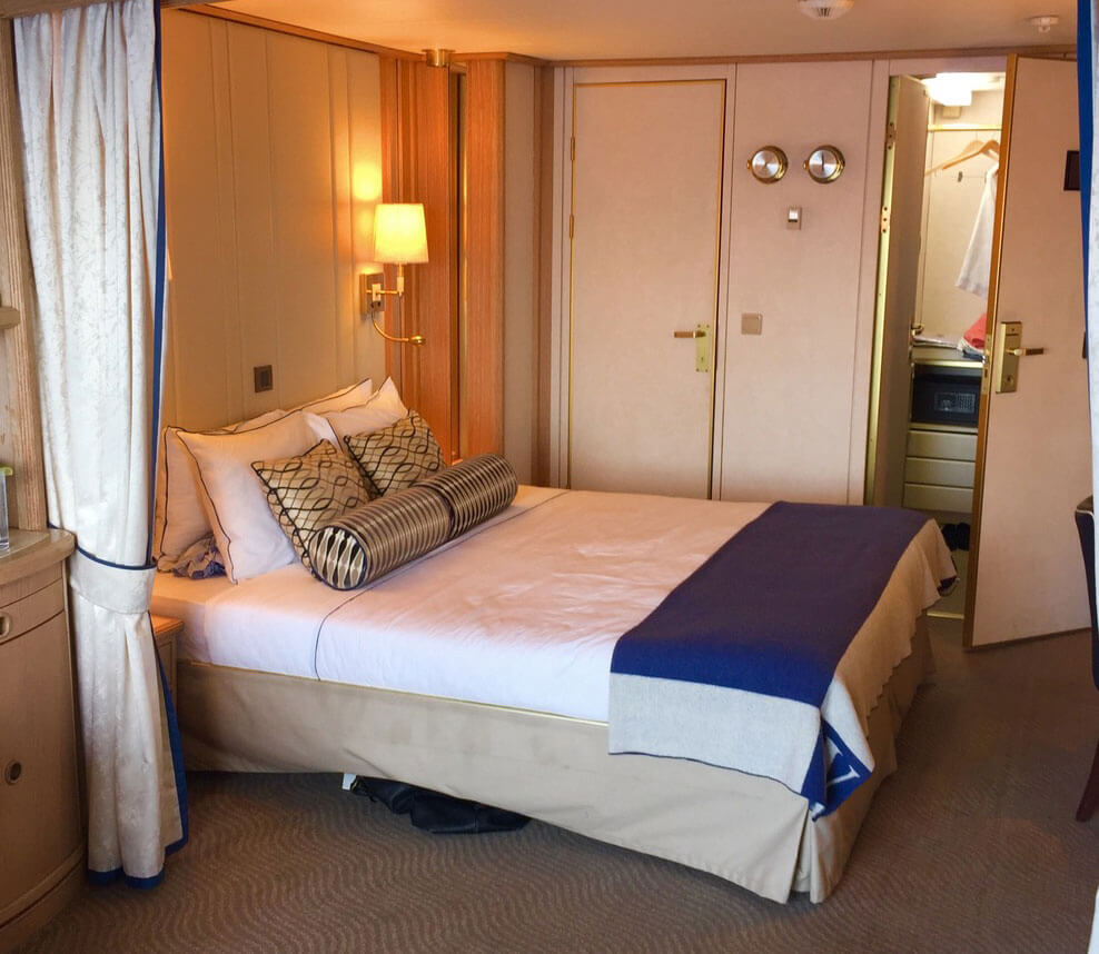 Best Small Cruise Ships For Cabins 2018 Cruisers Choice