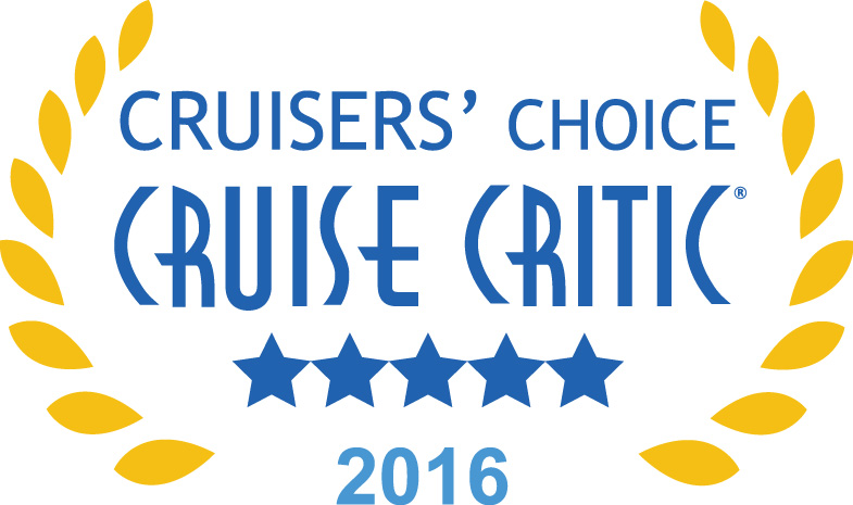 2016 Cruisers' Choice for Cruise Critic