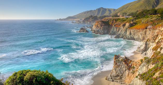 Pacific Coastal
