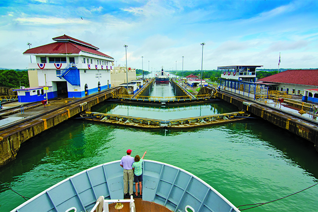 Panama Canal Cruise Tips