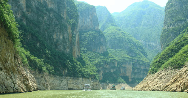 Asia River