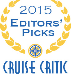 2015 Editors' Picks for Cruise Critic