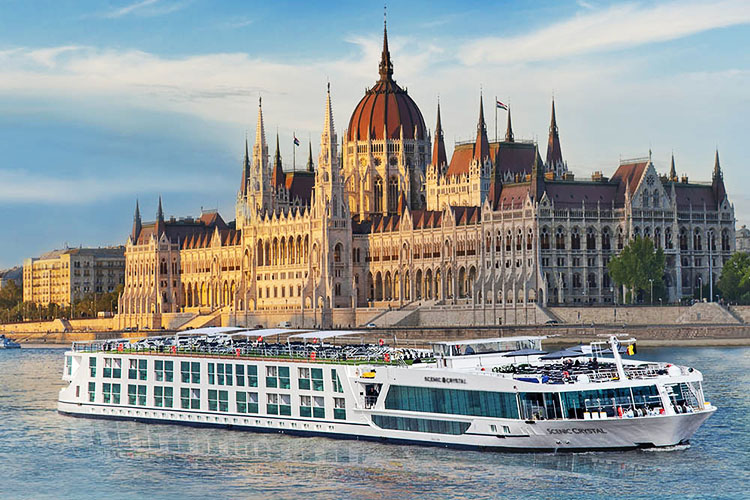 Scenic cruise line