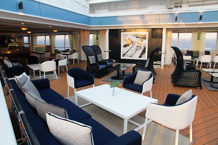 Pacific Aria & Pacific Eden, P&O Cruises Australia cruise line