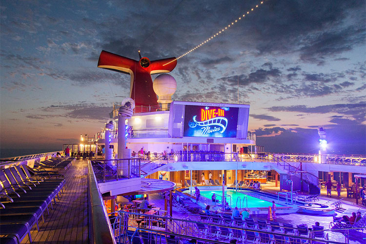 Carnival Cruise Line cruise line