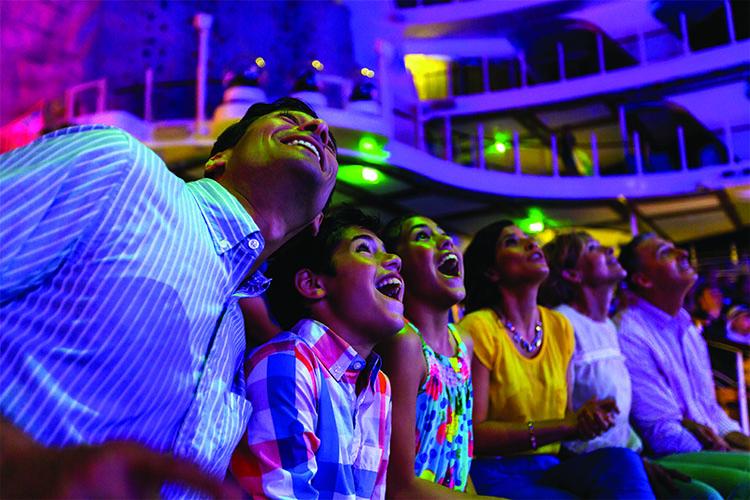 Royal Caribbean International cruise line