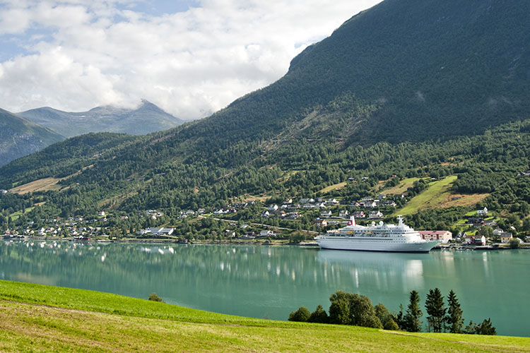 Fred. Olsen Cruise Lines cruise line