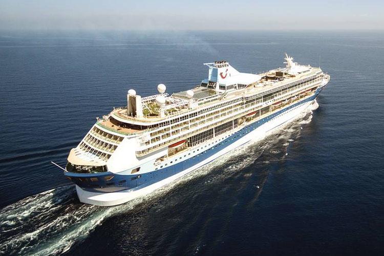 TUI Discovery, Thomson Cruises cruise ship