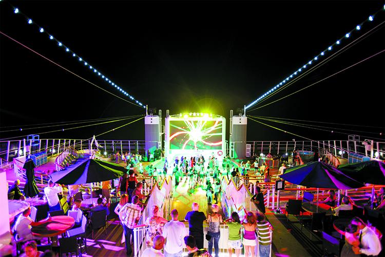 Norwegian Cruise Line cruise line