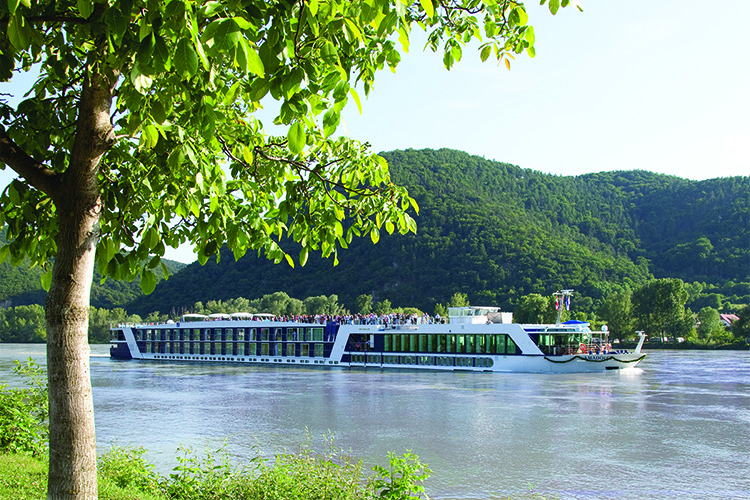 AmaWaterways cruise line