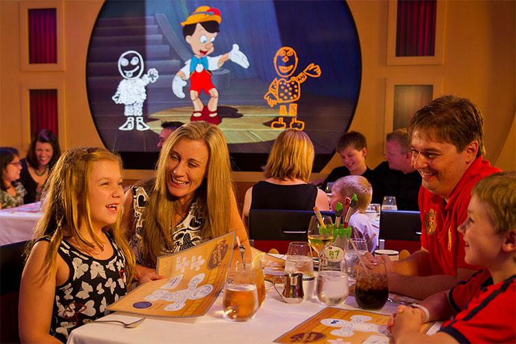 Disney Cruise Line cruise line