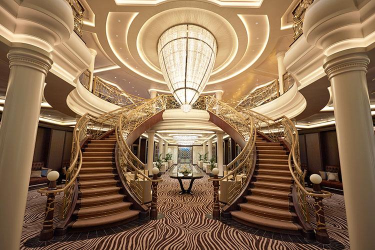 Seven Seas Explorer, Regent Seven Seas Cruises cruise ship