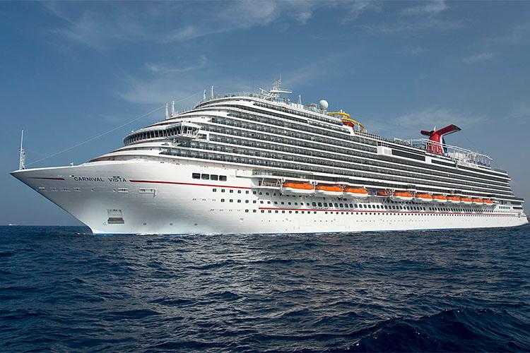 Carnival Vista, Carnival Cruise Line cruise ship