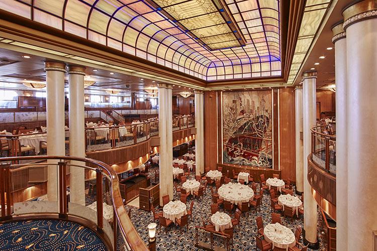 Queen Mary 2, Cunard Line cruise ship