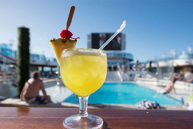 30 Best Cruise Ship Bars Cruise Critic