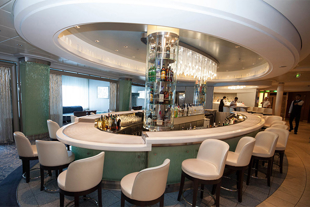 Celebrity Reflection Martini Bar & Crush