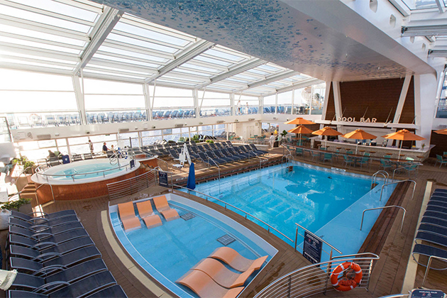 The Best Places On Anthem Of The Seas For Every Activity