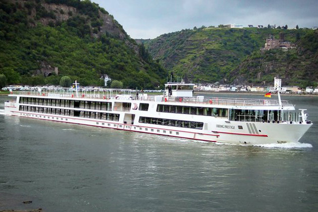 Newest River Cruise Ships In Cruise Critic - River cruise ships europe