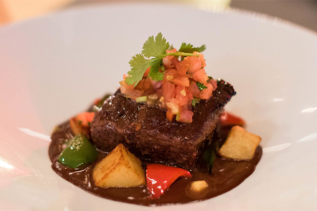 oasis of the seas menus for five restaurants - cruise critic