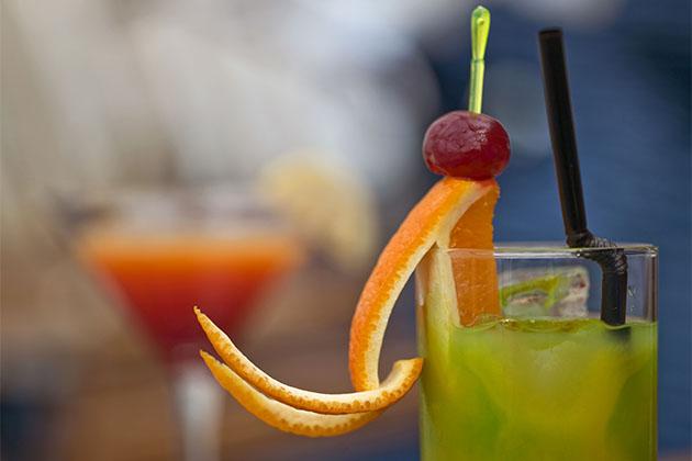 Hurtigruten alcohol policy