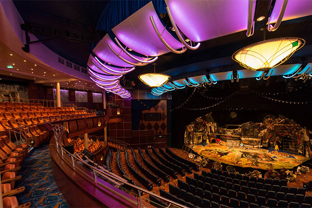 Oasis Of The Seas Entertainment Show Times Cruise Critic