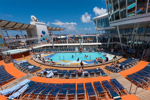 Oasis Of The Seas Frequently Asked Questions Cruise Critic - Cruise ship oasis of the seas