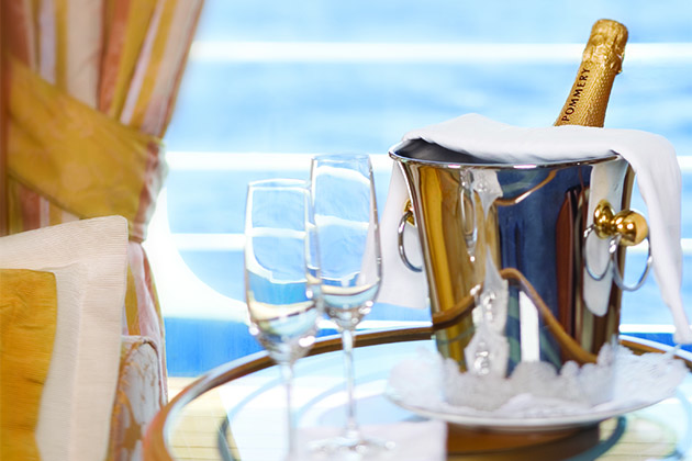 Silversea alcohol policy