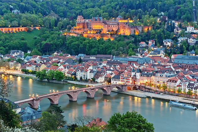 Rhine in Germany