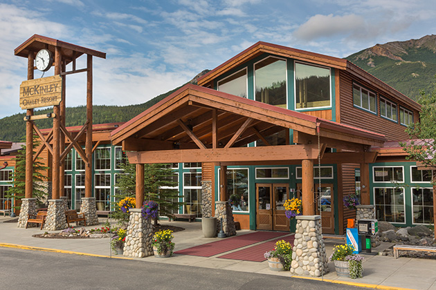 McKinely Chalet and Canyon Lodge