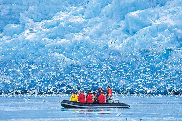 Arctic excursion