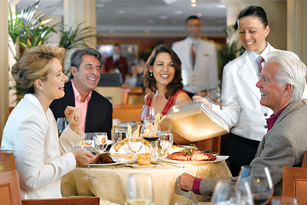 Image result for What to consider when picking a Cruise dinner