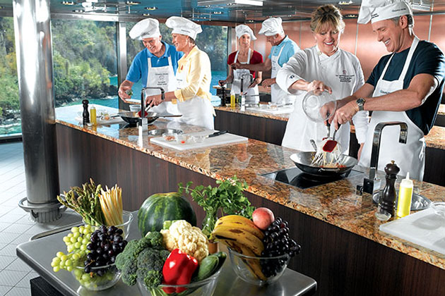 Best Honeymoon Cruises Cruise Critic - Best cruise ship for food
